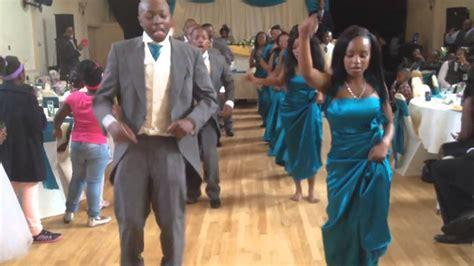 Mum & Dad's (Tendayi & Big) UK Zimbabwean wedding bridal