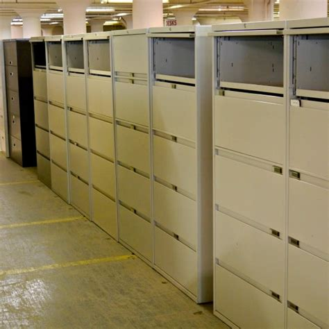 used lateral filing cabinets used lateral filing cabinets used haworth 5 drawer