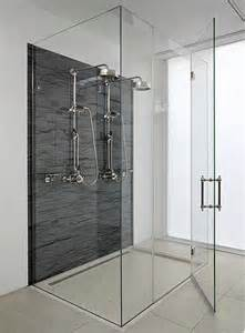 frameless glass shower enclosure contemporary shower