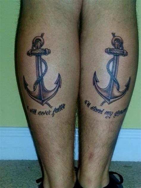 Are Anchors Back by Biblical Tattoos Quotes Anchor Quotesgram