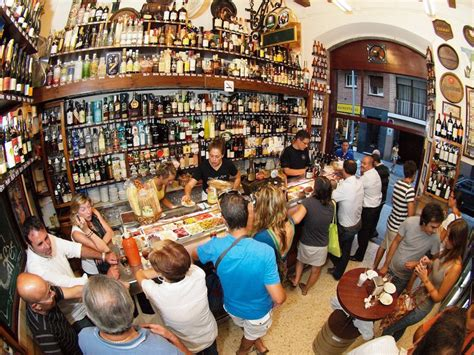 top 10 tapas bars in barcelona