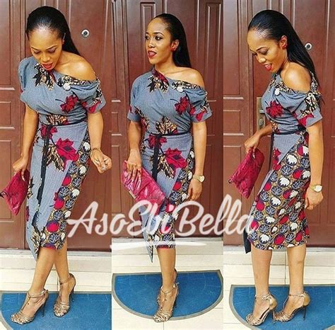 bella naija ankara style bella naija ankara tops the blouse