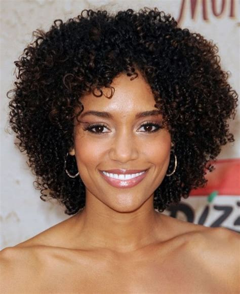 how to make african american short hair curly natural curly hairstyles for african american womens