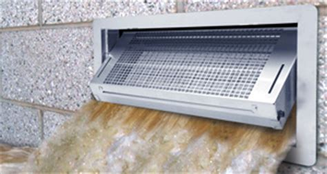basement crawl space ventilation foundation flood vents smart vent 174 basement flood vent