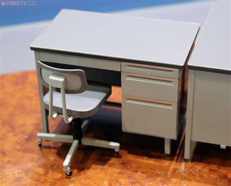 Plastic Office Desk 1 12 Desk Chair Of Office Plastic Model Other Picture5