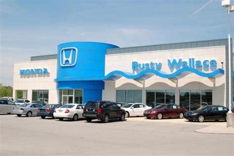 Wallace Honda by Wallace Honda Knoxville Tn 37912 Car Dealership