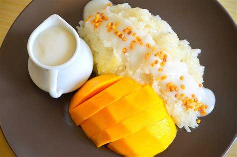 Mango Booming Mango Thai Mango King Mango Sticky thai dessert mango sticky rice travelagencies