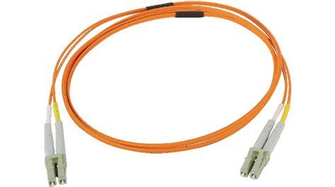lwl kabel kaufen lwl kabel 50 125um om2 lc lc 3 m orange fibrefab