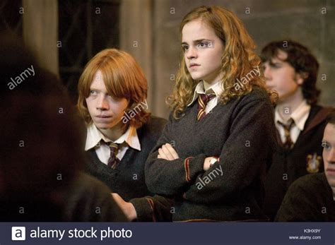 Hermione Granger And The Goblet Of by Harry Potter And The Goblet Of Rupert Grint As