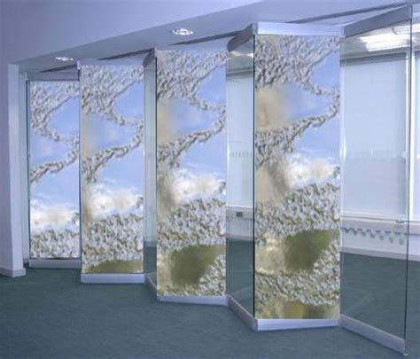Types Of Room Dividers My New Glass Wall Cubicle