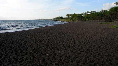 what is black sand black sand beach aloha hawaiiblack sand beach aloha