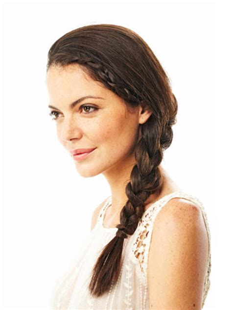 easy workout friendly hairstyles fitness magazine