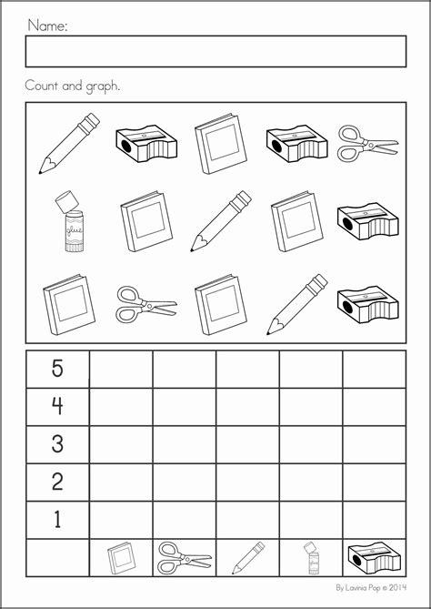 kindergarten activities back to school back to school math literacy worksheets and activities