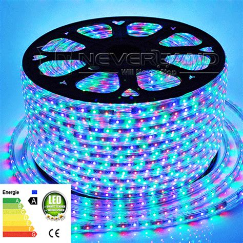1m custom 3528 smd led strip rope light christmas lights