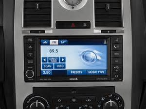 Chrysler 300 Stereo 2010 Chrysler 300 Radio Interior Photo Automotive