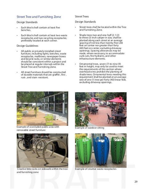 design guidelines inspiration street furniture design guidelines rethinking the street