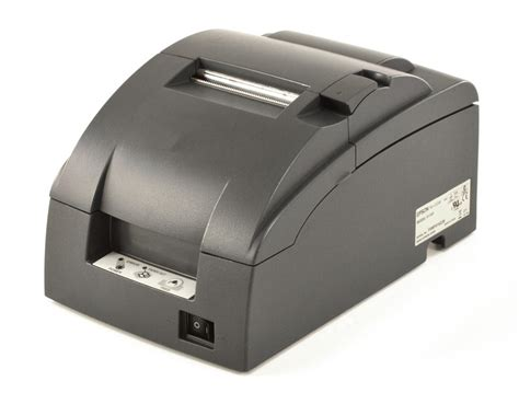 Port Pararrel Epson Tmu 220 epson tm u220 printer driver