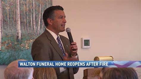 walton s funeral home in sparks celebrates re opening