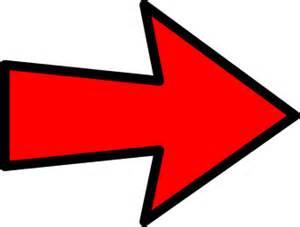 color arrow arrow outline right signs symbol arrows arrows