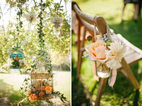 Bird Cage Home Decor flower birdcage garden ideas