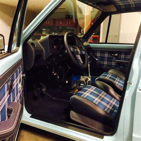 volkswagen pickup interior 17 best images about vw golf pick up country on