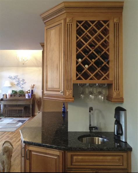 Related with base wine rack kitchen cabinet
