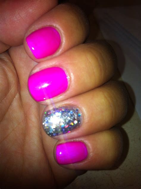 Ibd Nails by My Nails Ibd Gel In Plum Accent Nail Ibd