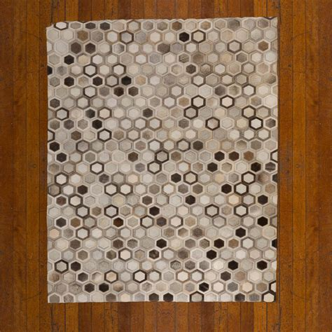 patchwork cowhide leather rugs buy patchwork leather cowhide rug 140x200cm sku 12p5106