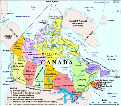 map of canada physical ykearywyr physical map of us and canada