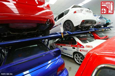 Grand Touring Journey To Subaru Of America S History