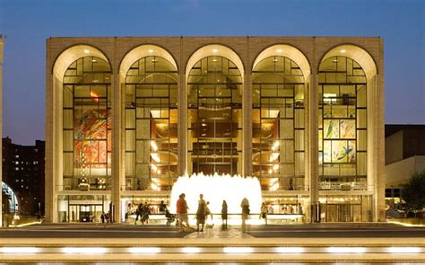 metropolitan opera house metropolitan opera house in new york ready to sell naming rights telegraph