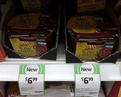 Cooked Beef Shelf by New On The Shelf At Coles 20th August 2015 New