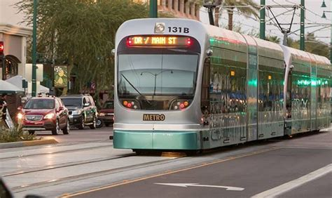 phoenix light rail schedule valley metro mulling crackdown on bad behavior on phoenix