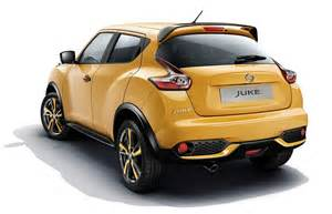 Nissan Juke Prices 2015 Nissan Juke Uk Pricing And Specs Confirmed