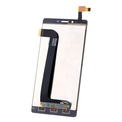 Lcd Xiaomi Redmi Note lcd with touch screen for xiaomi redmi note 4g black by maxbhi