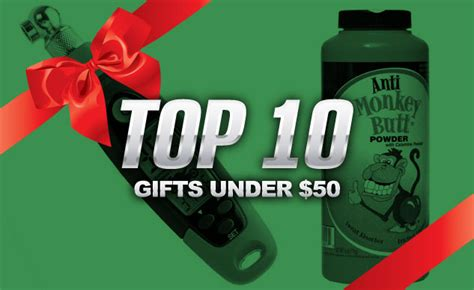 top ten holiday gifts under 50