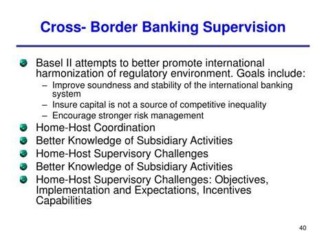 what is bank supervision ppt workshop on risk management in commercial banks