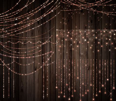 sparkling lights led gold bokeh sparkling string lights digital overlay