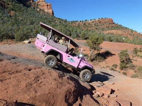 Sedona Jeep Trails Jeep Trail Picture Of Broken Arrow Trail Sedona