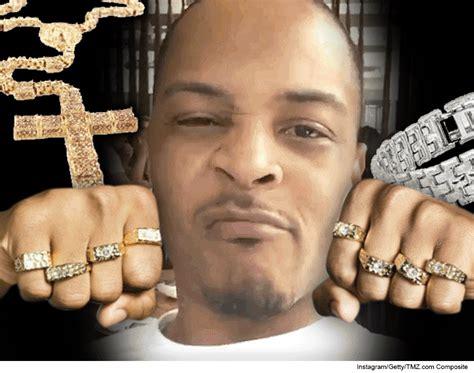 T.I.: Jewelry Company Sues   He's a Very Flashy Deadbeat!   TMZ.com