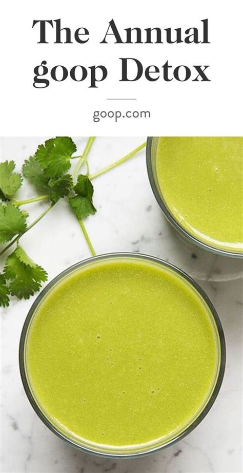 Goop Annual Detox by The 2016 Goop Detox The O Jays Salads And Detox