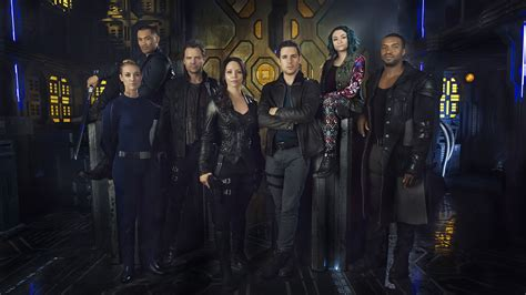 show syfy syfy s matter cast second season reveals