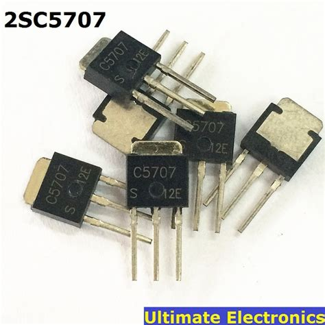 transistor mechanics aliexpress buy 20 pcs to 251 c5707 2sc5707 switch transistor lcd repair parts ic hym from