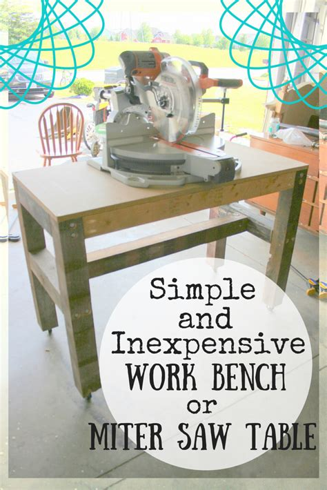 Easy Miter Saw Projects