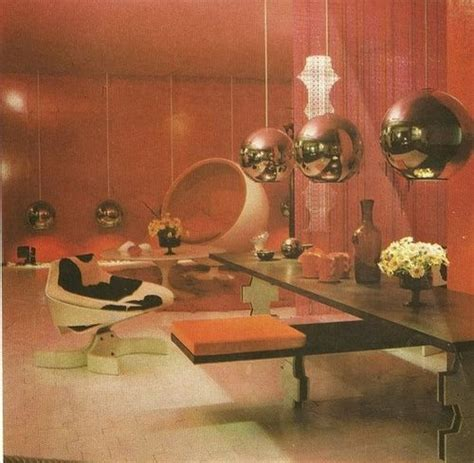 70s style decor 1970s interior design childhood youth memories