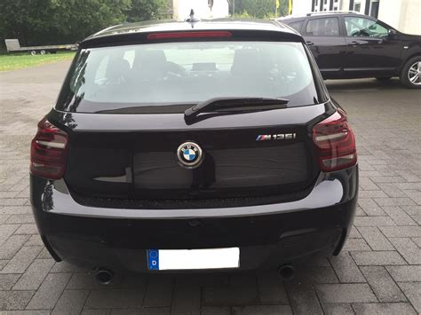 Bmw 1er F20 Blackline Heckleuchten by F2x Bmw M Performance Blackline Heckleuchten 1er F20