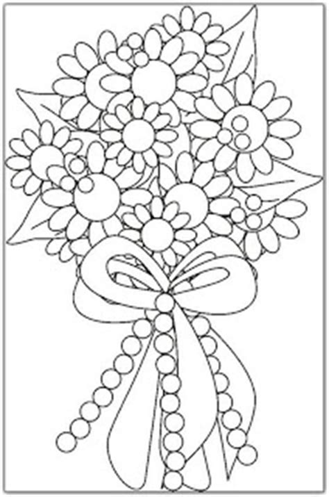 Beautiful Bridal April 2009 Free Wedding Coloring Pages To Print
