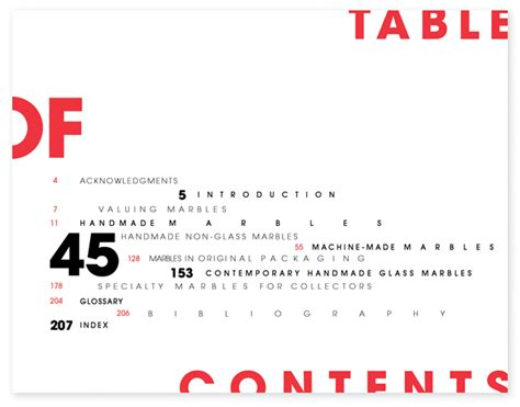 design inspiration table of contents table of contents page graphic design www imgkid com
