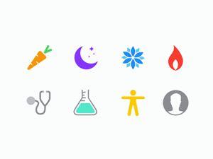 apple devices icon set freebie  sketch resource