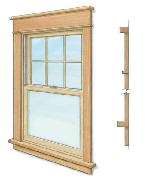 interior window trim ideas homebuilding